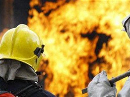 В Краснокаменке (муниципалитет г.Феодосия) горел трёхэтажный дом - «Феодосия»
