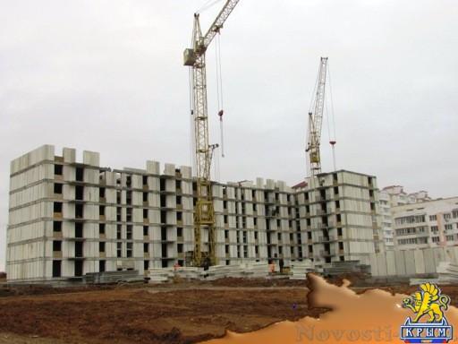 К сентябрю в Евпатории появится новое жилье . - «Западный Крым»