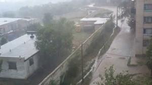 В размеренную жизнь керчан вмешается ураган - «Керчь»