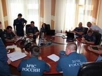 В Крыму стартовали комплексная тренировка сил и средств - «МЧС»