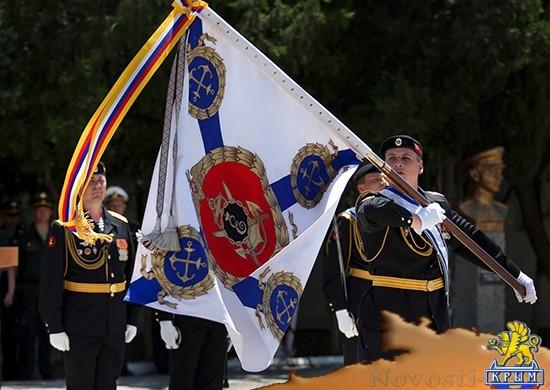 В Крыму Шойгу проверил военные санатории и вручил орден Жукова бригаде морской пехоты Черноморского флота (ФОТО)  - «Власть»