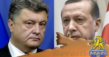 Турция не признает оккупацию Крыма и будет продолжать поддерживать крымских татар