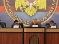 На полуострове стартовала Всероссийская штабная тренировка по гражданской обороне - «МЧС»
