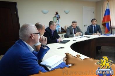 Севастопольские аграрии обсудили проект новой программы развития сельского хозяйства в регионе.  - «Бизнес»