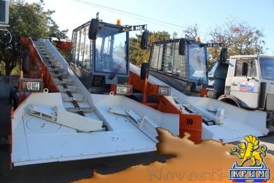 Обрабатывать дороги Симферополя в гололед и снегопад будут по новой схеме - «Симферополь»