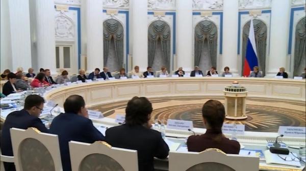 Уполномоченный по правам ребенка в Республике Крым приняла участие в в заседании Координационного совета при Президенте Российской Федерации по реализации Национальной стратегии в интересах детей на 2012-2017 годы - «Правам ребёнка»
