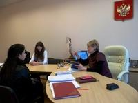 Уполномоченный по правам человека в Республике Крым провела прием граждан - «Правам человека»