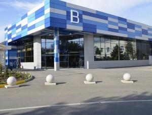 Строительство нового терминала аэропорта ведётся даже при морозе     - «Общество Крыма»