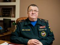 Поздравление Министра чрезвычайных ситуаций Республики Крым Сергея Шахова с Днем защитника Отечества - «МЧС»