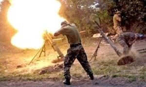 Силовики киевского режима обстреляли территорию ЛНР - «Происшедствия Крыма»