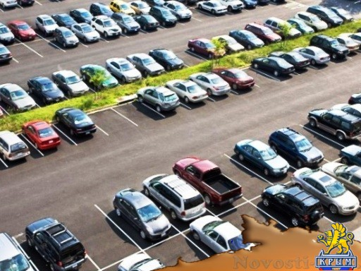 На въезде в Симферополь построят парковки . - «Центральный Крым»