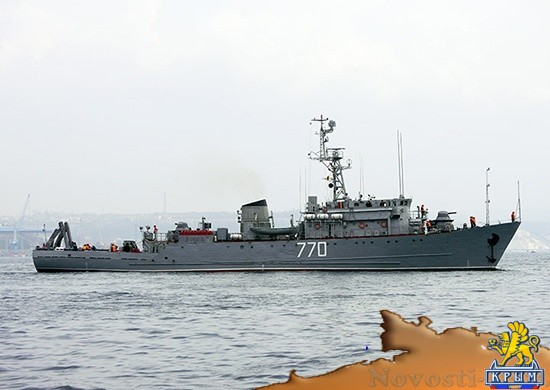 «Валентин Пикуль» выполняет задачи в Средиземном море - «Армия и флот»