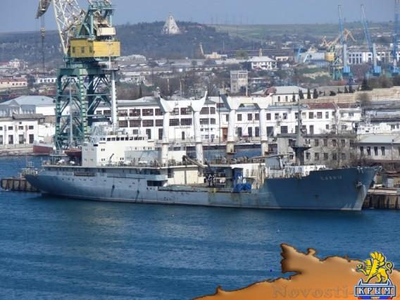 Севморзавод отремонтирует спасательное судно Черноморского флота - «Армия и флот»