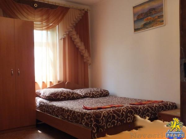 Отдых в Орджоникидзе. 3-комнатная дача