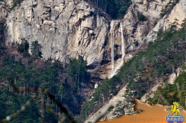 В Ялте перемерили водопад Учан-Су: он оказался выше на 15 метров - «Общество»