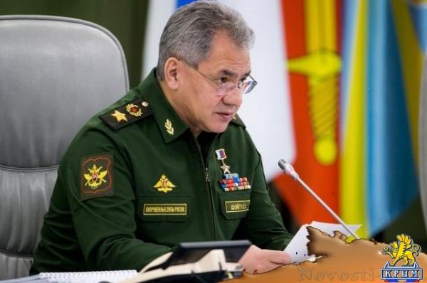 Крым и Арктику планируют обеспечить новейшим вооружением – Шойгу - «Культура Крыма»