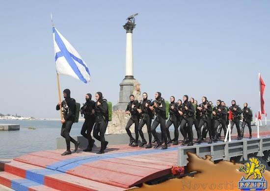 Отмечают 135-летие основания школы военных водолазов - «Армия и флот»