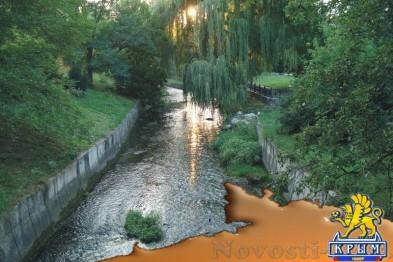 Реконструкцию набережной реки Салгир в Симферополе из-за протеста прокуратуры перенесли на конец года - «Симферополь»