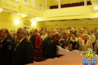 В Феодосии чествовали ветеранов - «Феодосия»