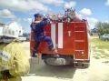 Сотрудники ГКУ РК «Пожарная охрана Республики Крым» провели смотр-конкурс по пожарно-строевой подготовке  - «Происшествия»
