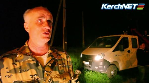 Керченский РЭС восстанавливает подачу электроэнергии после аварийного отключения  - «Видео новости - Крыма»
