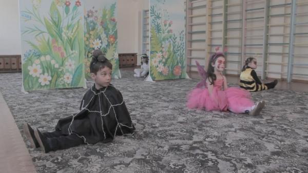 В детском саду № 53 презентовали детский спектакль  - «Видео новости - Крыма»