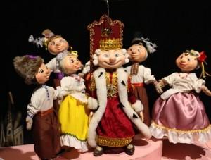 Театр кукол отправляется к зрителям     - «Культура Крыма»