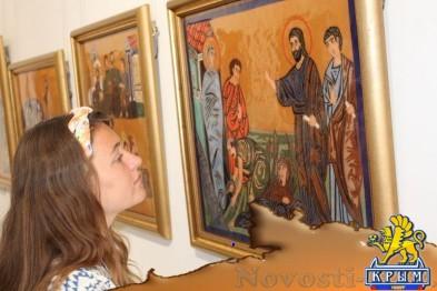 Открытие выставки Зураба Церетели в Херсонесе [ФОТО]  - «Культура»