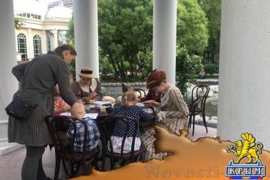 Историю Севастополя представили на международном историческом фестивале в Москве  - «Культура»