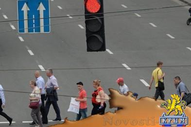 В Симферополе хотят установить светофор на пересечении улиц Гагарина и Семашко - «Симферополь»