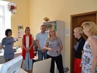 Детские омбудсмены посетили подразделение Санкт-Петербургского Городского центра социальных программ и профилактики асоциальных явлений среди молодежи «КОНТАКТ» - «Правам ребёнка»