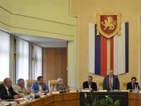 Уполномоченный по правам ребенка в Республике Крым приняла участие в первом заседании Общественной платы Республики Крым II созыва - «Правам ребёнка»