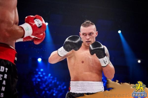 Крымчанин Александр Усик выступит в боксерской Лиге чемпионов - «Спорт»