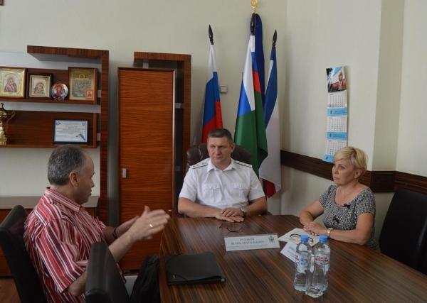 Ирина Клюева приняла участие в проведении приема граждан в рамках День единого приема граждан - «Правам ребёнка»
