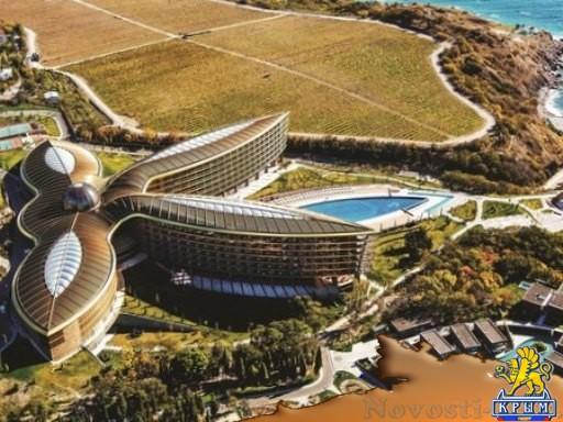 Крымский отель признан одним из лучших в Европе . - «Отдых и туризм»
