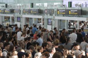 Забастовки в аэропорту Барселоны продолжатся - «Новости Туризма»