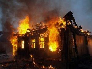 В Судаке из пламени вынесли мужчину  - «Происшествия»