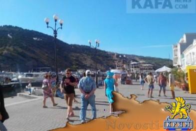 Прогулка по Балаклавской бухте - «Феодосия»
