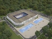 Специалисты Госкомрегистра оформили земельный участок в Симферополе под строительство Дворца водных видов спорта - «Госкомрегистр»
