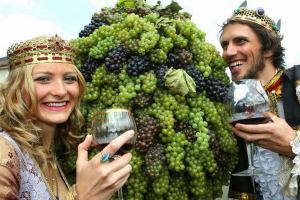 Фестиваль молодого вина состоится в Крыму в ноябрьские праздники - «Новости Туризма»