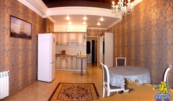 Отдых в Севастополе. Сдаю свою дизайнерскую квартиру с видом на море и центр в новом доме, в Арт-Бухте Отдых в Крыму 2017 - жильё в Крыму без посредников - «Отдых в Севастополе»