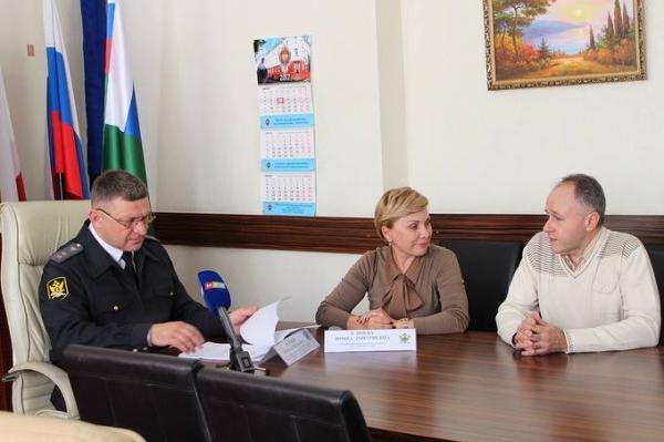 Уполномоченный по правам ребенка в Республике Крым приняла участие в совместном приеме граждан - «Правам ребёнка»