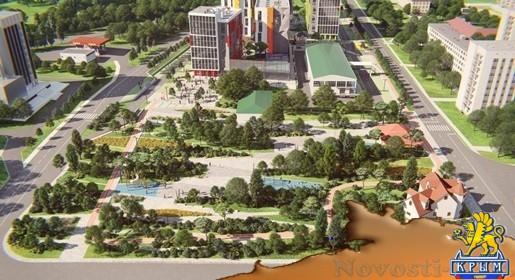 «Академия» – новое пространство для жизни молодежи в столице Крыма - «70 лет Победы»