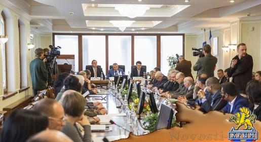 КФУ провел международную научную конференцию «1917-2017: Россия в поисках примирения и образа будущего» - «70 лет Победы»