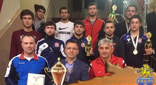 Сборная Крыма по вольной борьбе заняла второе место на международном турнире в Нефтеюганске - «Спорт Крыма»