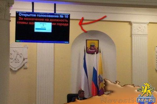 Суд может распустить Ялтинский горсовет  - «Политика»