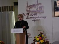 Людмила Лубина: сотрудники Бахчисарайского дворца в непростое время смогли сохранить музей, как величайшую ценность крымской истории - «Правам человека»
