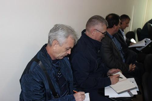 В МЧС состоялось совещание по вопросам готовности к введению в опытную эксплуатацию центра оперативных вызовов «Системы-112» - «МЧС»