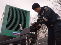 В преддверии зимнего периода сотрудники МЧС осуществляют проверки резервных источников питания - «МЧС»