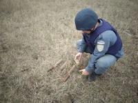 4 авиабомбы ликвидированы в Ленинском районе - «МЧС»